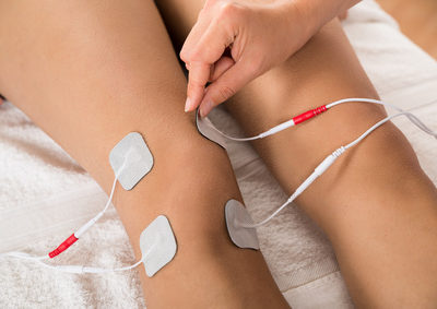 Elektrotherapie/Ultraschall